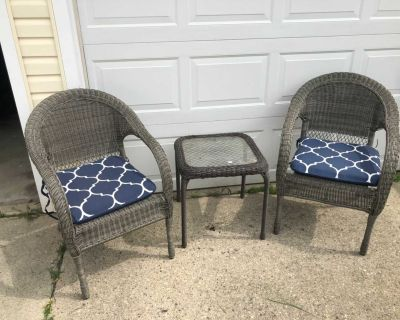 Pier one chairs