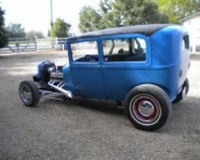 1928 Ford Sedan TRADES offers over under $18900