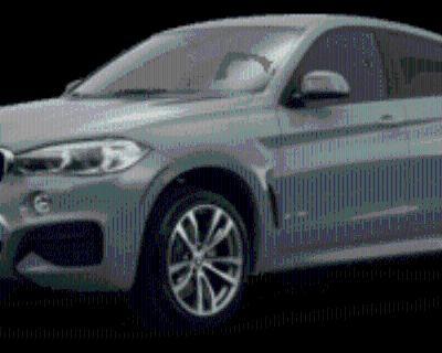 2017 BMW X6 35i