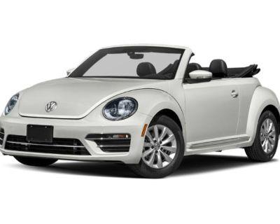 Certified Pre-Owned 2019 Volkswagen Beetle Convertible SE FWD Convertible