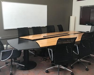 Private Meeting Room for 10 at Percolator