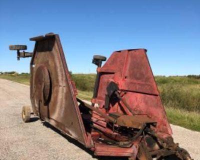 2620 Bush Hog Flex Wing Mower