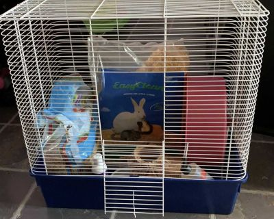 Rat/ Hampster/ small pet cage