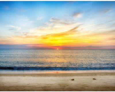 NEAR REHOBOTH, LEWES, & FREDERICA! PRIVATE BEACH PATH, CEMENT BOAT RAMP & DOCK - Broadkill Beach