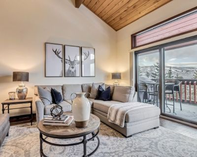 The Lodge at Ridgepoint-Ski Access to Deer Valley Slopes-Amazing Views! - Park City
