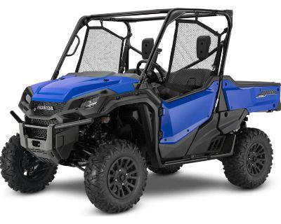 2021 Honda Pioneer 1000 Deluxe Utility SxS Asheville, NC