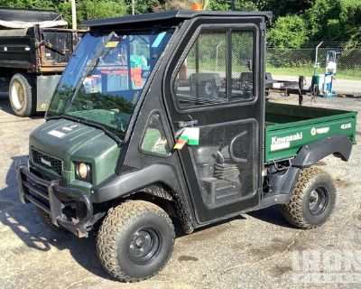 2016 Kawasaki Mule 4010 4x4 Utility Vehicle