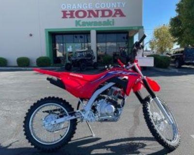 2022 Honda CRF125F BIG WHEEL Motorcycle Off Road Orange, CA