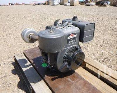 BRIGGS \u0026 STRATTON HORIZONTAL SHAFT Engines Attachment