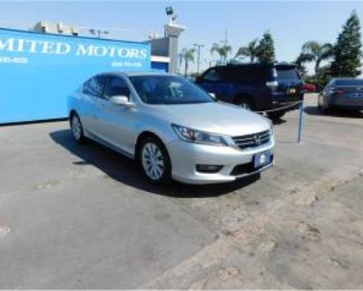 2014 Honda Accord EX-L Sedan I4 CVT