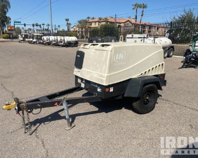 2008 Ingersoll-Rand Airsource Plus 185 cfm Mobile Air Compressor