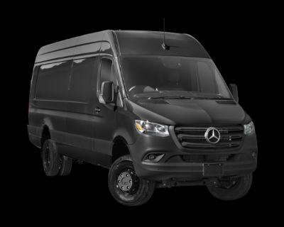 New 2021 Mercedes-Benz Sprinter 3500 Cargo 170 WB