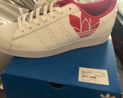 Men  Adidas size10