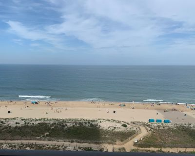 Renovated Oceanfront Condo with Ocean and Bay Views - North Ocean City