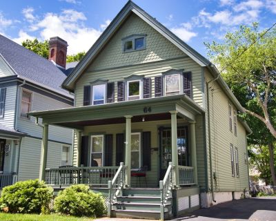 Take It Easy On Main Street: Home away from home in the Finger Lakes - Geneva