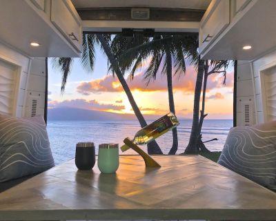 Maui's most modern and unique Camper Van! - Kahului
