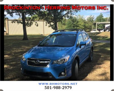 2016 Subaru Crosstrek 5dr CVT 2.0i Premium