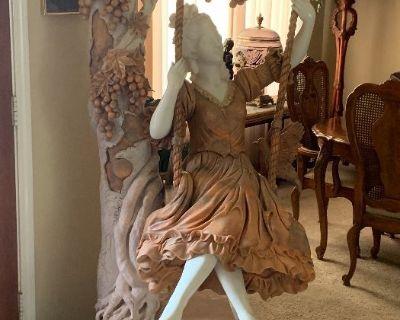 """50% : except bronzes""""House of Bronze"""" Estate Sale! (Figurative, animals, garden, indoor and outdoor)"""
