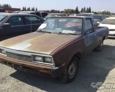 1986 Dodge D50