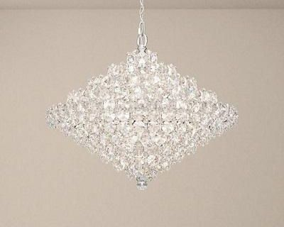 Buy Schonbek BN1033 Baronet 28 Light Pendant | Chandelier | Graysonluxury.com