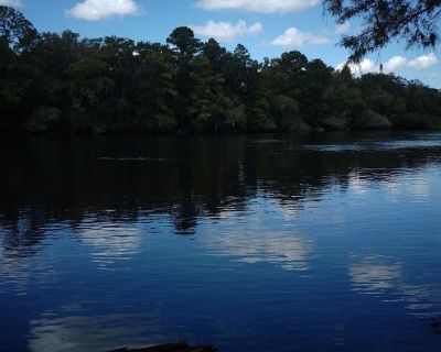 RV Vacation Lot Available Directly on Suwannee River- Bell, FL!