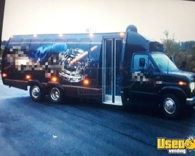 1988 Ford E350 Diesel Mobile Humidor Truck/Mobile Cigar Lounge
