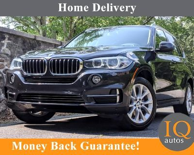 Used 2014 BMW X5 xDrive35d Sports Activity Vehicle