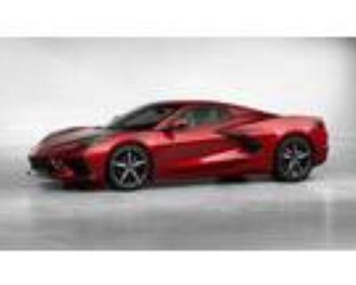 2021 Chevrolet Corvette Red, new
