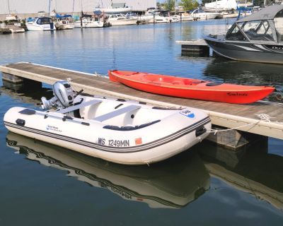 2019 Inflatable Sport Boat