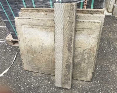 FREE patio slabs 24 x 30 inches, 1 3/4 inch thick