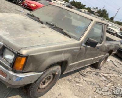 1989 Mitsubishi Mighty Max