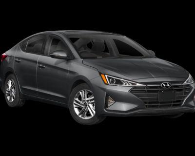 Pre-Owned 2020 Hyundai Elantra Preferred w/Sun & Safety Package