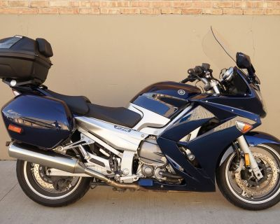 2006 Yamaha FJR 1300A Supersport Touring Roselle, IL