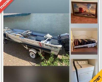 Scottsdale Estate Sale Online Auction - East Clinton Street