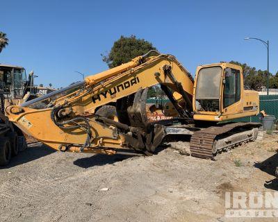 2005 (unverified) Hyundai Robex 210LC-7 Track Excavator