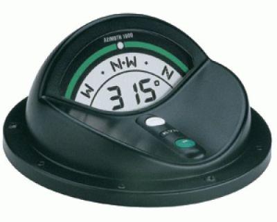 Kvh #01-0148 - Azimuth 1000 Marine Digital Compass - Black