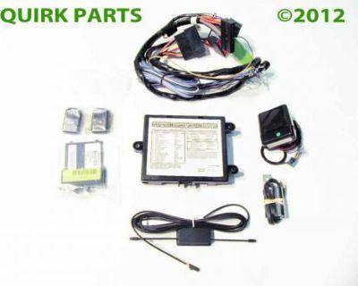 2010-2013 Ford Lincoln Mercury Bronze Remote Starter System Kit Oem New Genuine