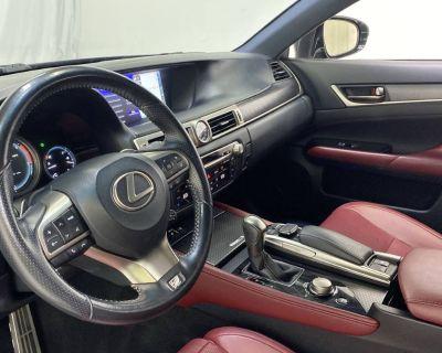2017 Lexus GS GS Turbo F Sport