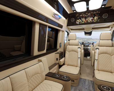 2022 Mercedes-Benz SPRINTER 2500