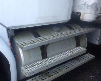 1998 Freightliner Fl112 Parts- 80 Gallon Drivers Aluminum Diesel Fuel Tank