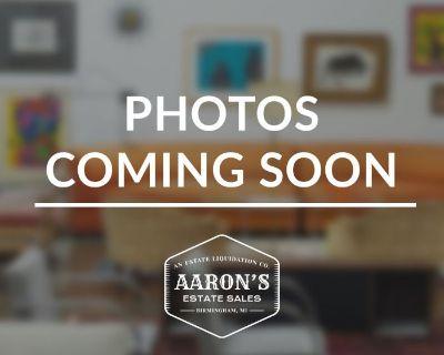 An Ann Arbor Estate Sale