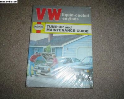 WAter cooled engine maintenance