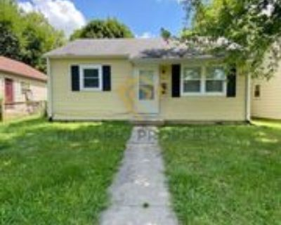 1913 N Euclid Ave, Indianapolis, IN 46218 2 Bedroom House