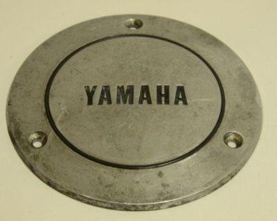 Yamaha Xv750 Xv 750 Virago Alternator Inspection Cover