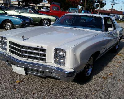 1977 Chevrolet Sorry Just Sold!!! Monte Carlo 2 Door
