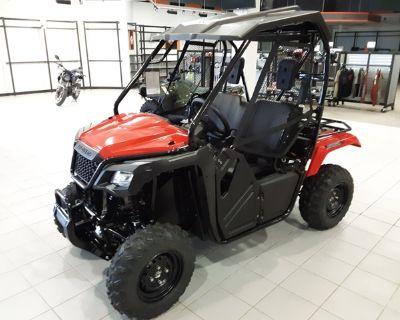 2021 Honda Pioneer 500 SXS500M2