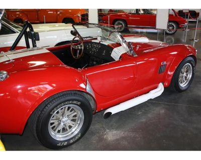 1965 Ford Factory Five  Cobra