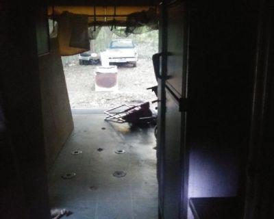 30ft coachmen avalance toy hauler 2008