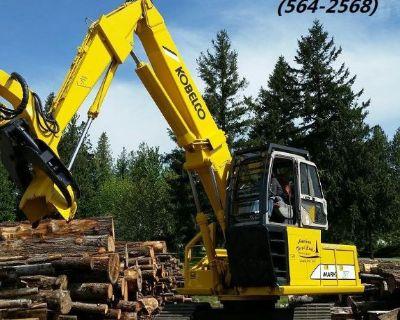 CASH FOR TIMBER, Washington Logger, Log Buyer, Quality Logging Services