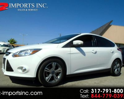 Used 2014 Ford Focus SE Hatch